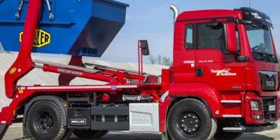 Извозване на строителни материали, фирма Терминатор Варна